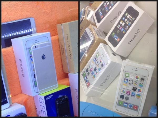 iphone 6 ปลอม