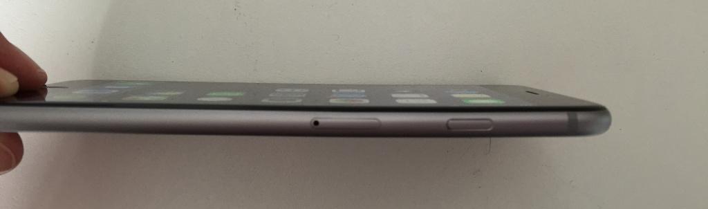 iphone 6 plus งอ โค้ง