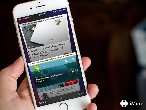 เปลี่ยนหน้าเว็บบน iPhone จาก Mobile site ให้เป็น Desktop site