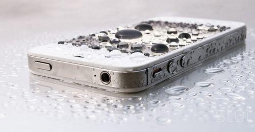 iphone เปียก ตกน้ำ ชื้น เปิดไม่ติด