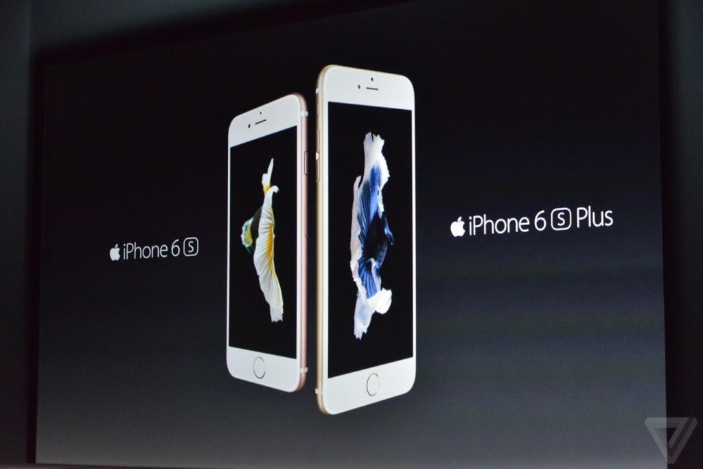 iPhone 6s Plus เปิดตัว