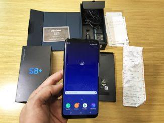 ขาย S8+ มือสอง