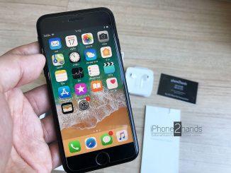 ขาย iphone 7 สีดำ มือสอง