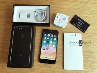 ขาย iphone 7 plus jetblack