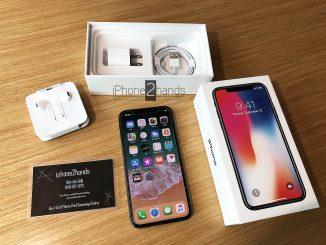 ขาย iphone x มือสอง