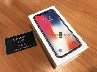 ขาย iphone x มือ1 ราคาถูก