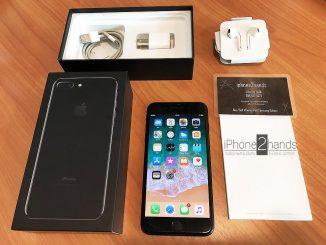 ขาย iphone 7 plus 7+ มือสอง