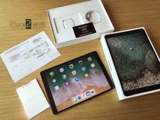 ขาย iPad Pro 10.5 สีดำ มือสอง