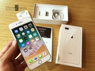 ขาย iphone 8 plus สีทอง มือสอง