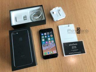 ขาย iPhone7 มือสอง,สีดำเงา,32gb,มือสอง,ais,true,dtac,