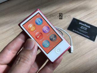 ipod nano,gen7,16gb,ขาย ipod nano, ipod มือสอง, ipod nano gen7 มือสอง