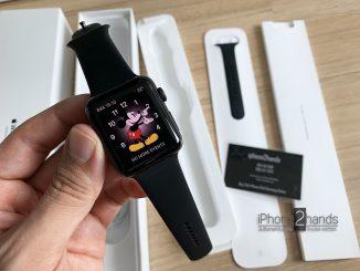 ขาย apple watch, ขาย apple watch cellular, apple watch cellular มือสอง