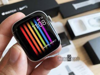 ขาย apple watch series 4, apple watch s4 มือสอง