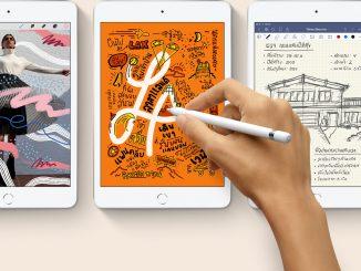 เปิดตัว iPad รุ่นใหม่ 2019 iPad Air 10.5 และ iPad Mini 7.9 รองรับ apple pencil