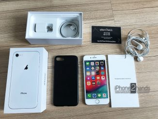 iPhone 8 สีขาว 64gb ศูนย์ไทย ประกันถึง มิถุนายน 62