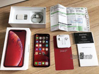 ขาย iPhone XR สีแดง 128gb ประกัน ตุลา 62 มือสอง ราคาถูก