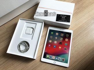 ขาย iPad 2018 สีทอง 32gb Wifi ครบกล่อง ประกันศูนย์ถึง ธันวา 62