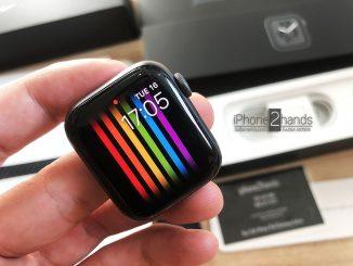 ขาย Apple Watch S4 Nike 40mm GPS ประกันเหลือ 11 เดือน