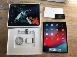 ขาย iPad Pro 12.9 Cellular Wifi 256gb Silver ประกันศูนย์ มกรา 63