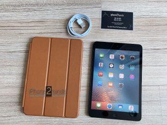ขาย iPad Mini สีดำ 16gb Cellular Wifi มือสอง ราคาถูก