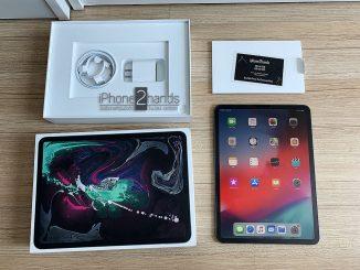 ขาย iPad Pro 11 สีดำ 64gb Wifi ประกันเหลือ 11 เดือน ราคาถูก