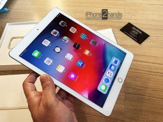 ขาย iPad Air2 สีทอง 64gb Cellular Wifi มือสอง ราคาถูก