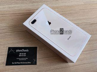 ขาย iPhone 8 Plus สีทอง 64gb มือ1 เครื่องศูนย์ไทย ยังไม่แกะกล่อง
