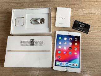 ขาย iPad Mini 4 สีทอง 16gb Cellular Wifi มือสอง ราคาถูก