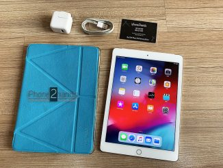 ขาย iPad Air 2 สีทอง 16gb Cellular Wifi ศูนย์ไทย มือสอง ราคาถูก