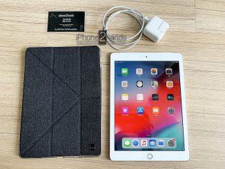ขาย iPad 2018 สีทอง 32gb Cellular Wifi ประกันศูนย์ 27 มีนา 63