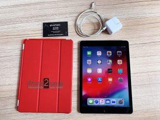 ขาย iPad Air2 สีดำ 64gb Cellular Wifi มือสอง ราคาถูก