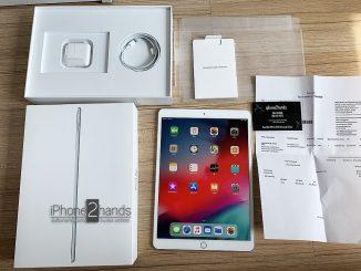 ขาย iPad Air 3 สีขาว Cellular Wifi ศูนย์ไทย ประกันยาวๆ 1 ปี ราคาถูก