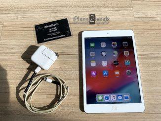 ขาย iPad Mini2 สีขาว 16gb Cel Wifi มือสอง ราคาถูก 4900