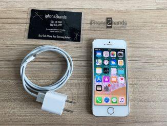 ขาย iPhone 5S สีทอง 16gb เครื่องศูนย์ไทย