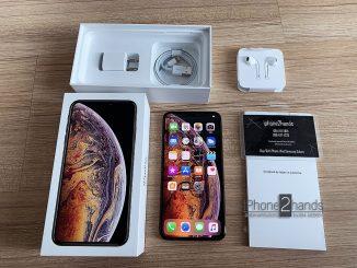 ขาย iPhone XS Max สีทอง 64gb มือ1 ประกันศูนย์ พฤษภา 63