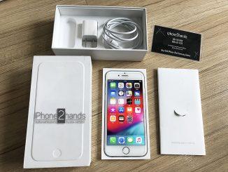 ขาย iPhone 6 สีขาว 128gb ศูนย์ไทย มือสอง ราคาถูก