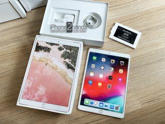 ขาย iPad Pro 10.5 สีชมพู 64gb Cellular Wifi มือสอง ราคาถูก
