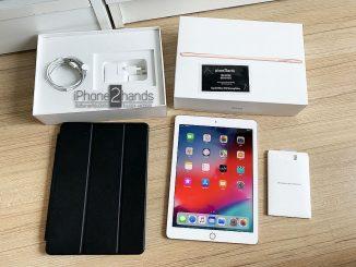 iPad 2018 gen6 สีทอง 32gb wifi ประกัน มกรา 63 ราคาถูก
