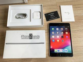 ขาย iPad Mini 4 สีดำ 64gb Wifi สภาพมือ1 ครบกล่อง ราคาถูก
