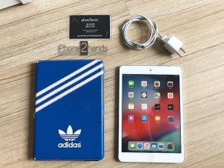 ขาย iPad Mini 2 สีขาว 32gb Wifi มือสอง ราคาถูก