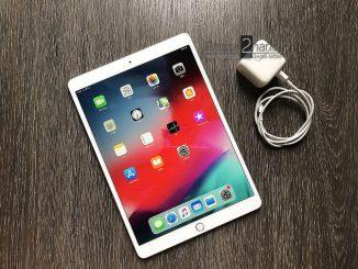 ขาย iPad Pro 10.5 สีขาว 256gb Cel Wifi ศูนย์ไทย มือสอง ราคาถูก