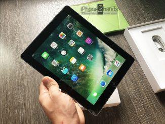 ขาย iPad 4 สีดำ 64gb Cel Wifi เครื่องศูนย์ไทย มือสอง ราคาถูก