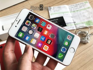 ขาย iPhone 7 สีแดง 128gb ศูนย์ไทย สภาพมือ1 ครบกล่อง ราคาถูก
