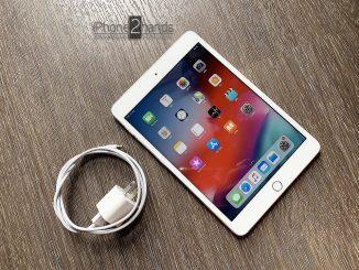 iPad Mini 3 สีขาว 64gb Cel Wifi ศูนย์ไทย มือสอง ราคาถูก