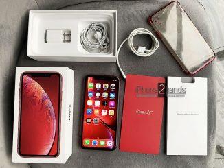 iPhone XR สีแดง 64gb เครื่องศูนย์ไทย ประกันเหลือ 10 เดือน