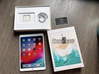 ขาย iPad Pro 10.5 สีทอง 64gb Wifi ศูนย์ไทย ราคาถูก สภาพมือ1