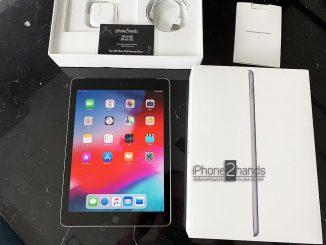ขาย iPad 2018 สีดำ 32gb Cel Wifi เครื่องศูนย์ อายุ 10 วัน