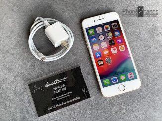 ขาย iPhone 7 สีทอง 128gb ศูนย์ไทย มือสอง ราคาถูก