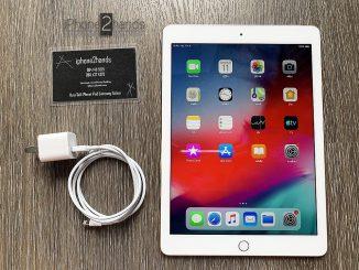 ขาย iPad Air2 สีทอง 128gb Cellular Wifi มือสอง ราคาถูก