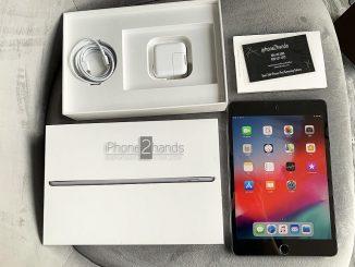 ขาย iPad Mini5 สีดำ 64gb Wifi ประกันศูนย์ถึง เมษายน 63 ราคาถูก